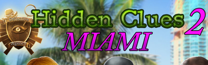Hidden Clues 2: Miami