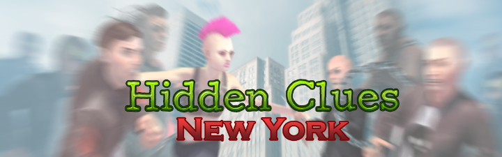 Hidden Clues 3: New York
